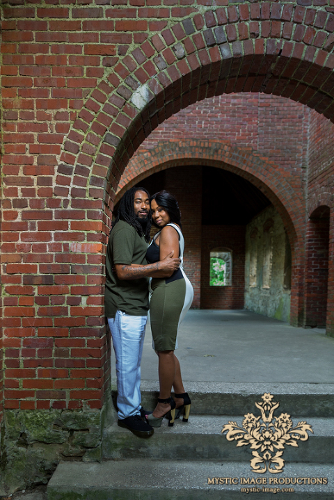 Ashley + Myron - Willoughby Hills Ohio Engagement Session at